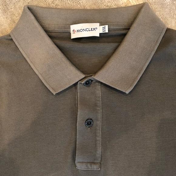 df4a0e7d4 Moncler Shirts